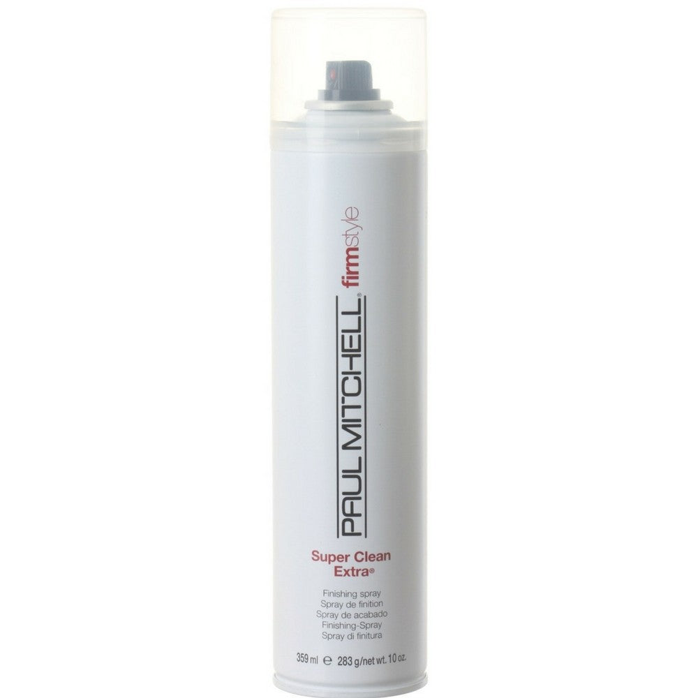 Paul Mitchell Firm Style Super Clean Extra Spray 10 oz [009531104546]