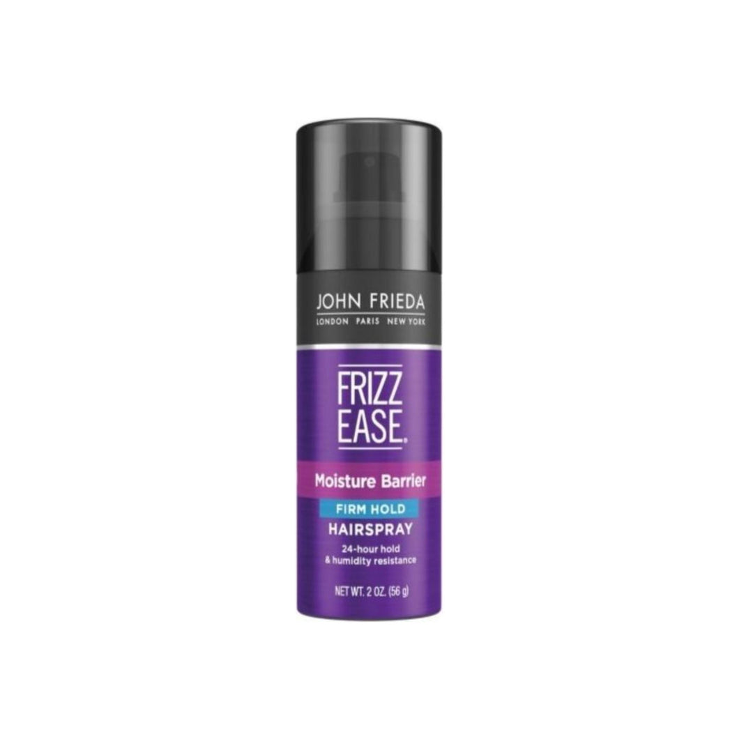 John Frieda Frizz Ease Moisture Barrier Hairspray, Firm Hold 2 oz