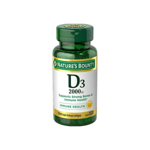 Nature's Bounty Super Strength D-2000 IU Softgels