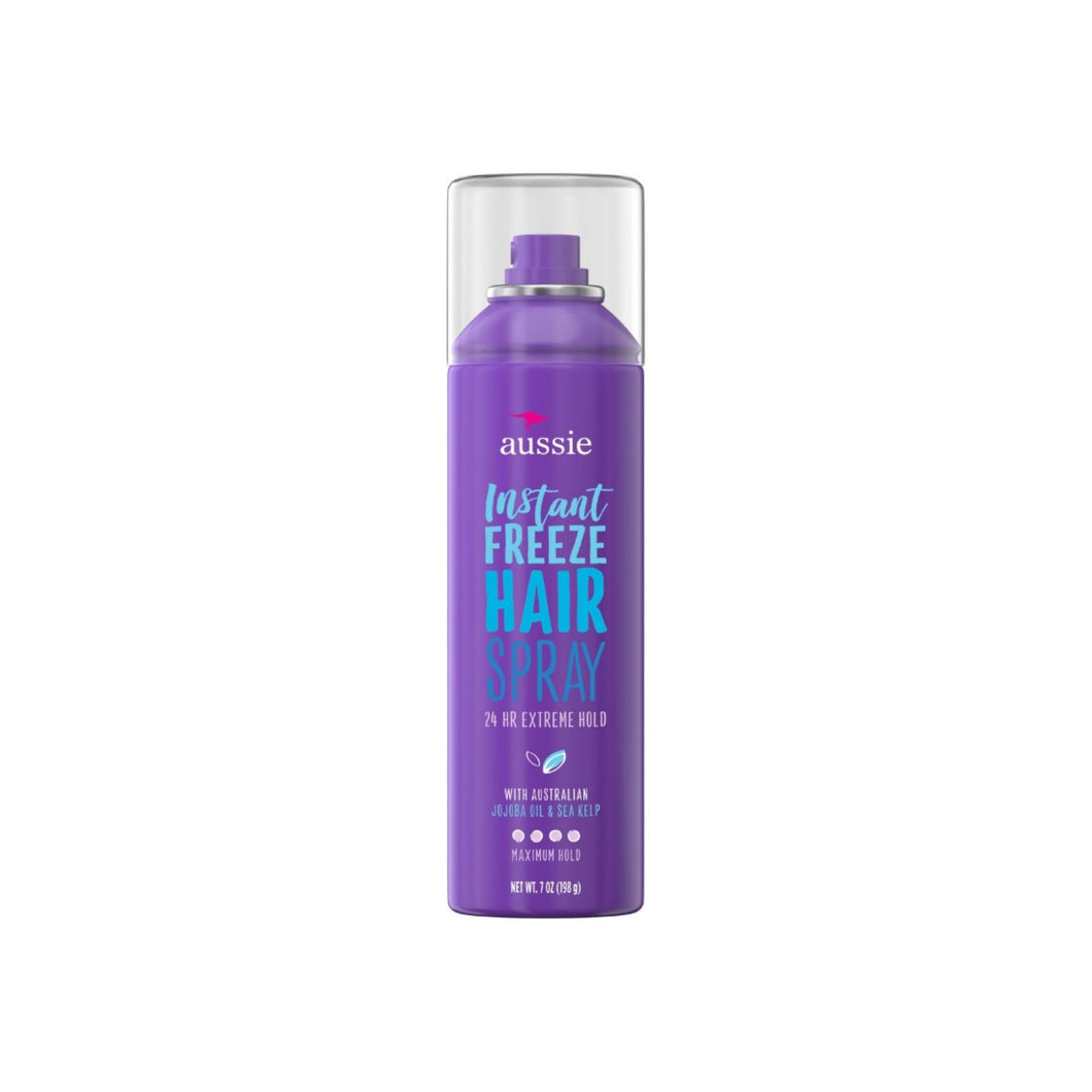 Aussie Instant Freeze Hairspray Max Hold 7 oz