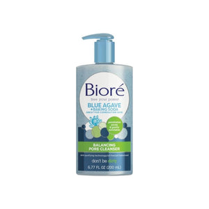Biore Baking Soda Liquid Pore Cleanser 6.77 oz