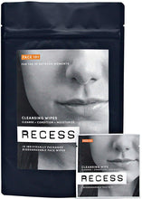 Load image into Gallery viewer, Recess Face 101: Face Cleansing Wipes