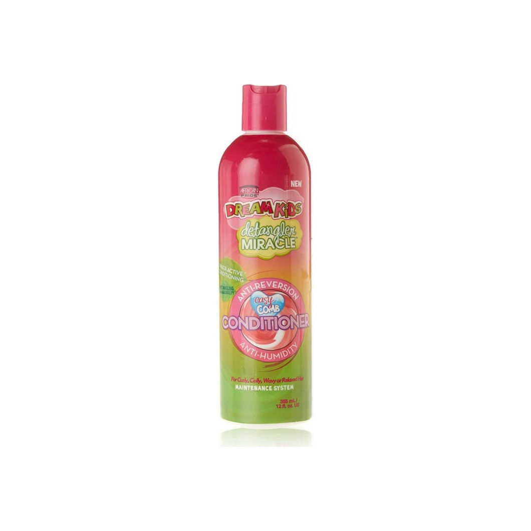 African Pride Dream Kids Detangler Miracle Conditioner, 12 oz