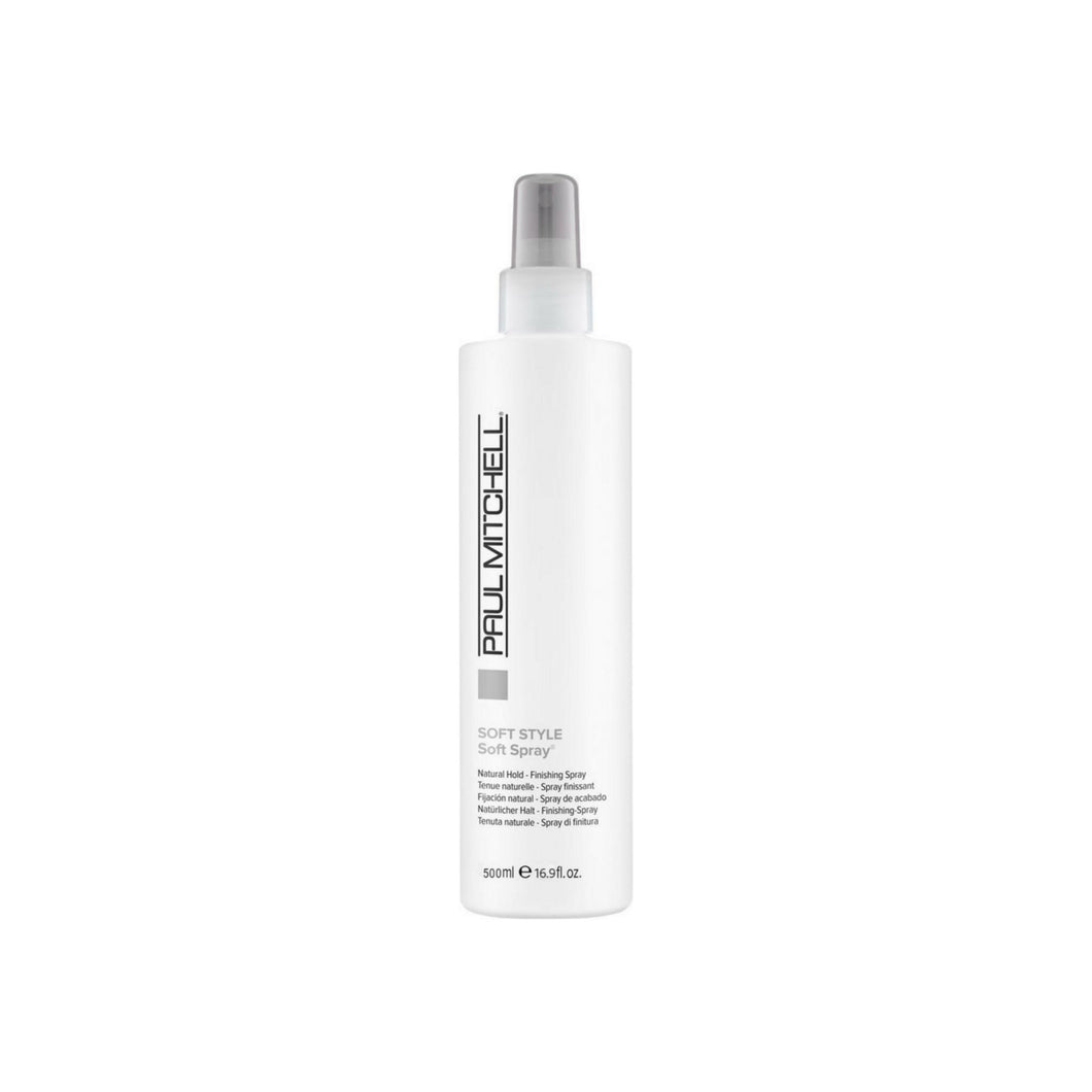 Paul Mitchell Soft Spray Finishing Spray, 16.9 oz