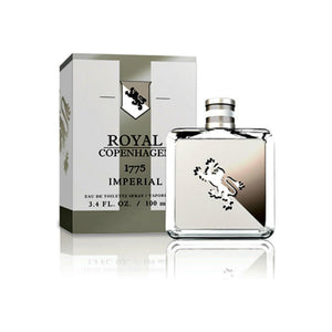 Royal Copenhagen RC 1775 IMPERIAL M EDT/S  3.4 oz