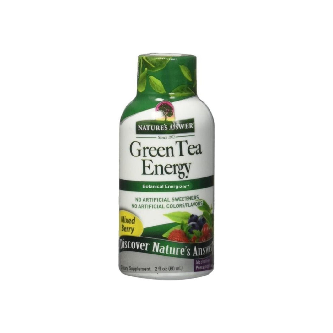 Nature's Answer Green Tea Energy 1 Ea