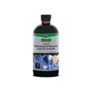 Nature's Answer Liquid Magnesium Malate and Glycinate 16 oz