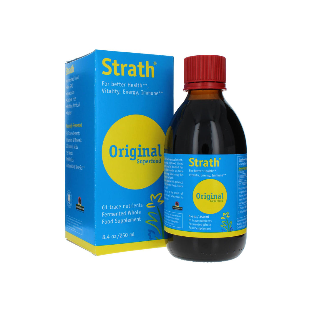 Nature's Answer Bio-strath Liquid  8.4 oz