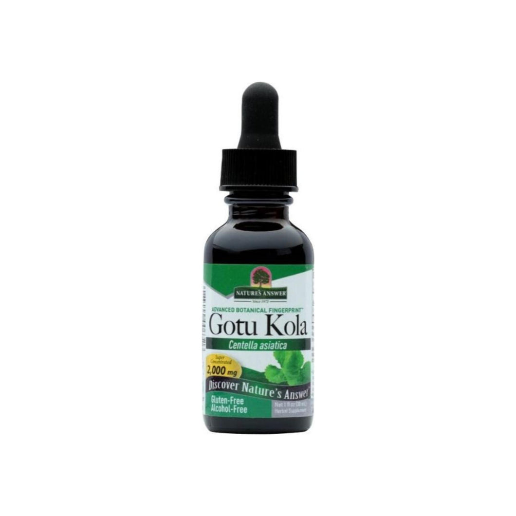 Nature's Answer Nature's Answer Af Gotu-kola Herb  1 oz