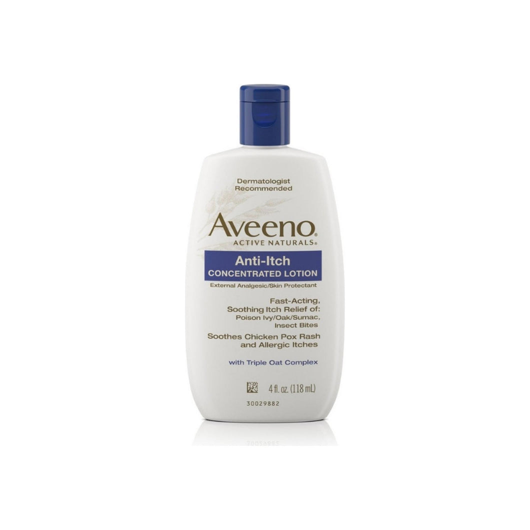 AVEENO Anti-Itch Lotion 4 oz