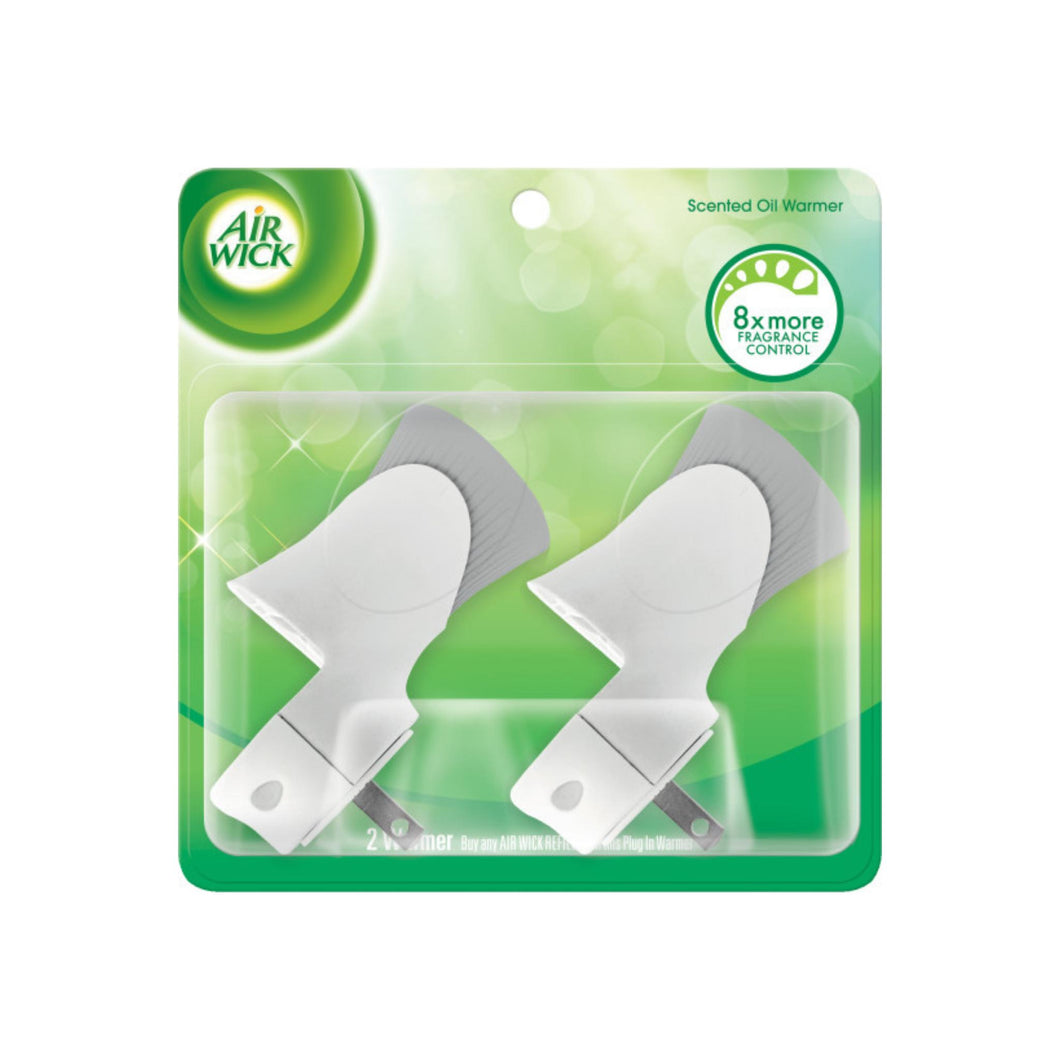 Air Wick Scented Oil Air Freshener Warmer 2 ea