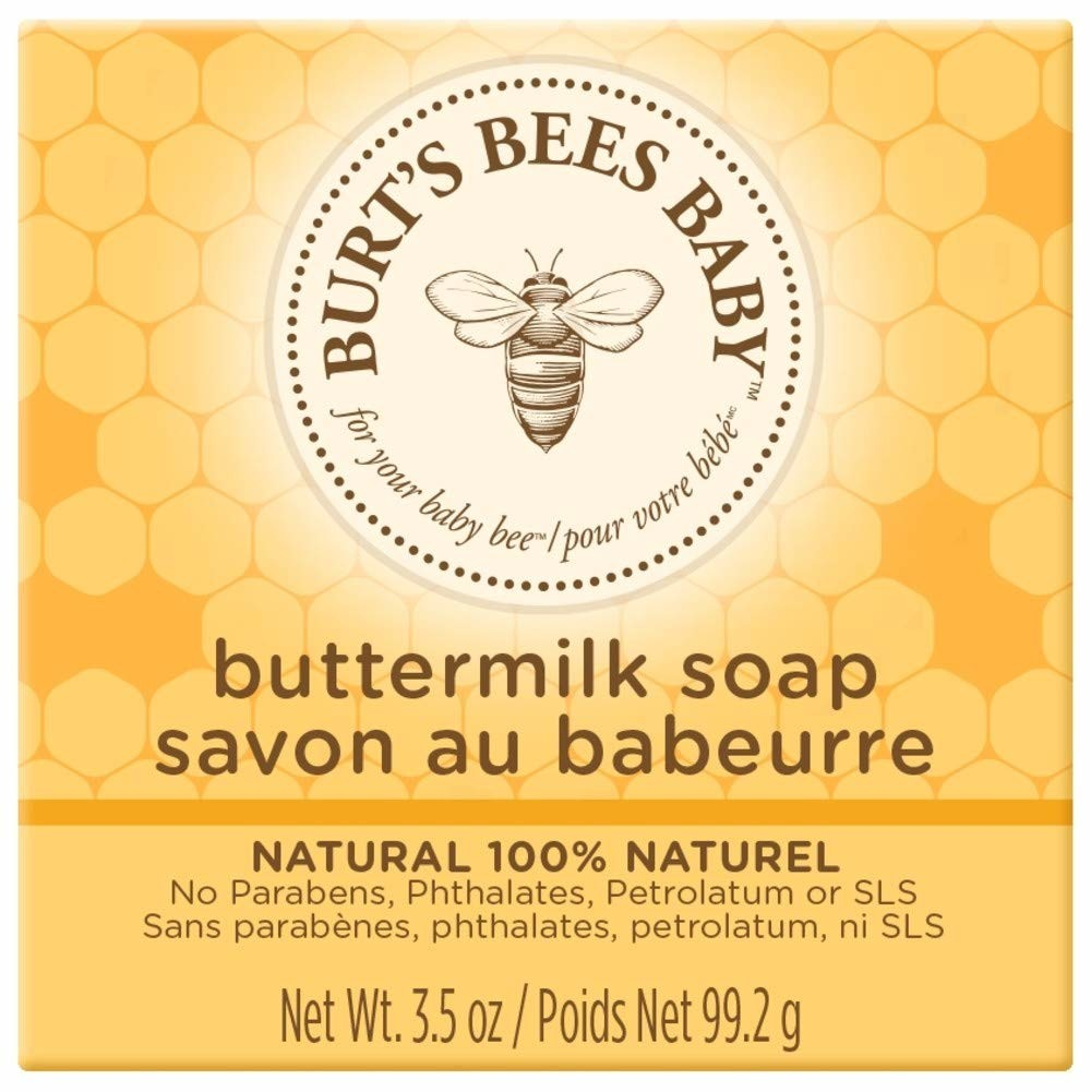 Burt's Bees Baby Bee Buttermilk Soap 3.50 oz