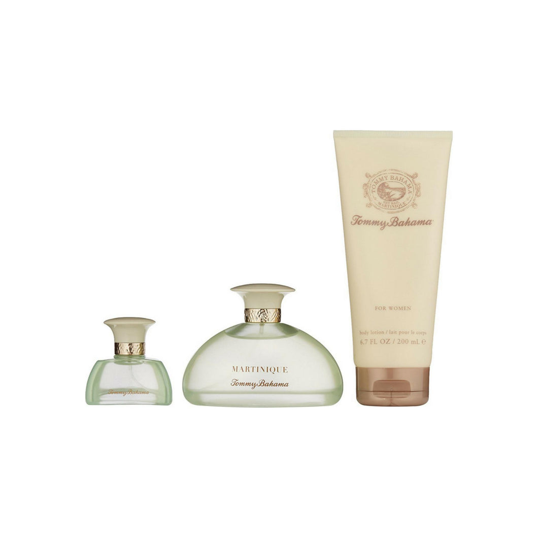 Tommy Bahama Set Sail Martinique 3-Piece Gift Set for Women 1 ea