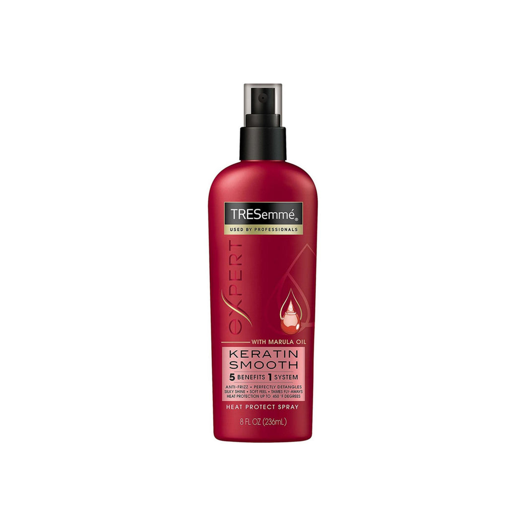 TRESemme Expert Selection Heat Protection Spray, Keratin Smooth 8 oz