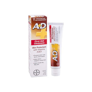 A+D First Aid Ointment Skin Protectant With Vitamin A&D 1.50 oz - Pharmapacks