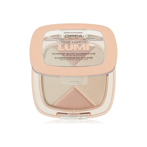 L'Oreal Paris True Match Lumi Powder Glow Illuminator, Rose [N202] 0.31 oz