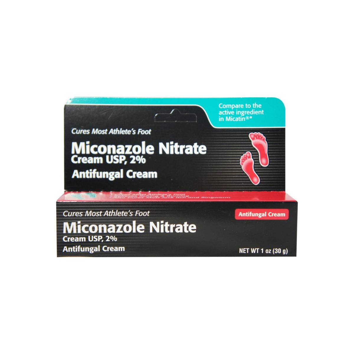 Miconazole Nitrate 2% Antifungal Cream 1 Oz– Pharmapacks