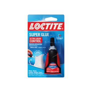 Loctite Super Glue, Ultra Liquid Control 0.14 oz