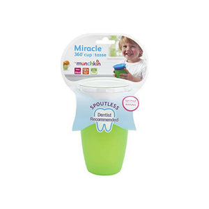 Munchkin Miracle 360° Cup 10 oz, Assorted Colors 1 ea
