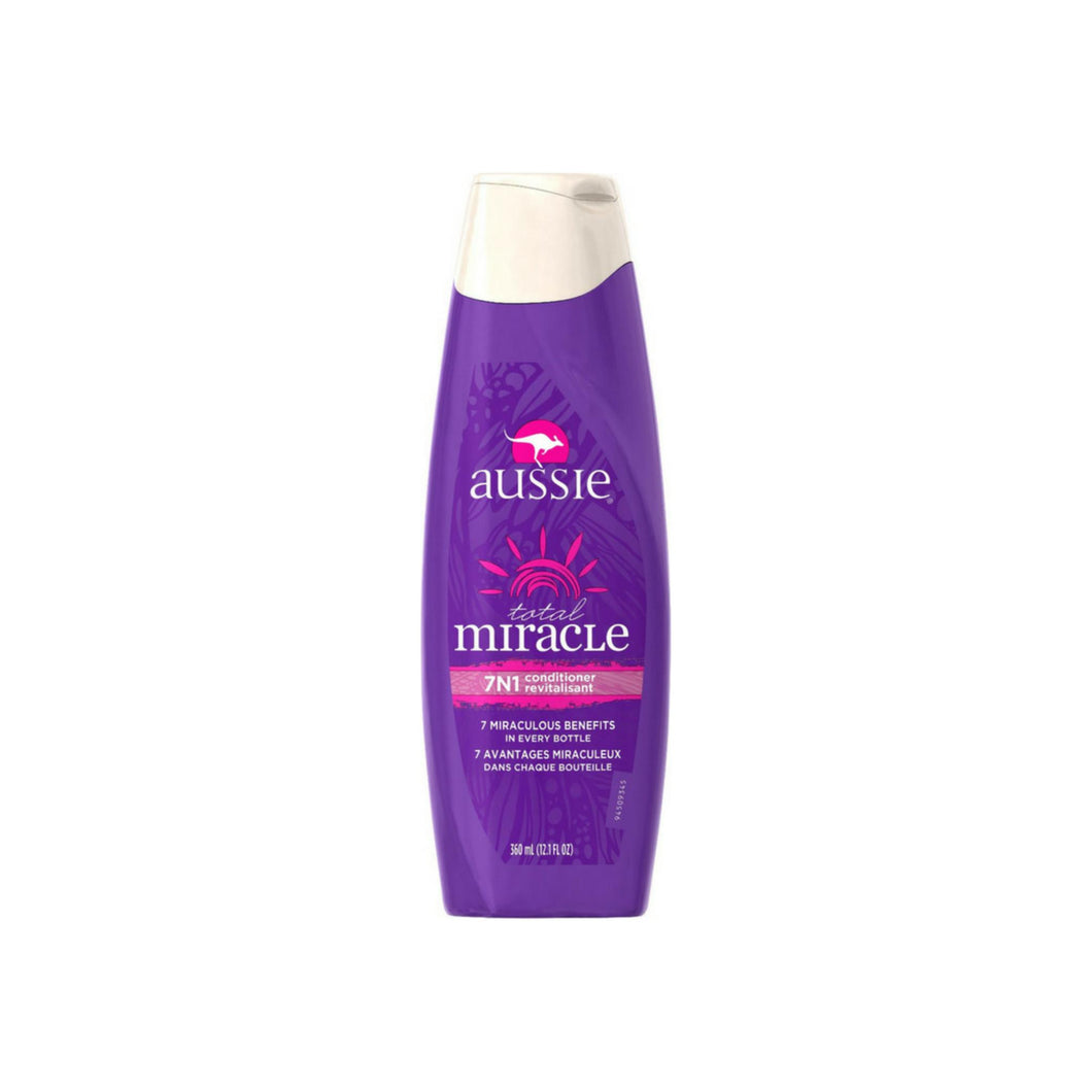 Aussie Total Miracle Collection 7N1 Conditioner 12.10 oz