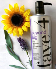Load image into Gallery viewer, fave4 Beyond Big - Fave Shampoo for Voluminous Styles 25.36 oz