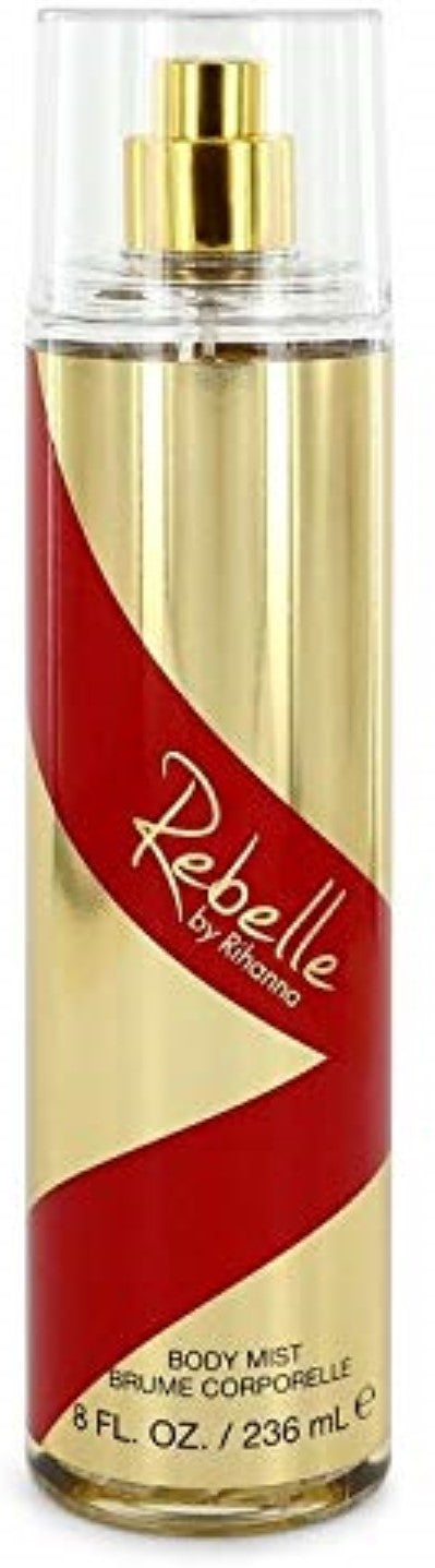 Rihanna REBELLE W BODY SPRAY 8.0 oz