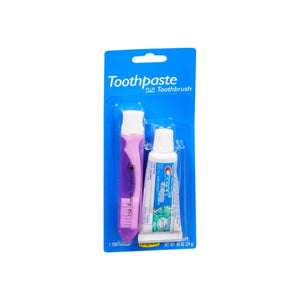 Lil' Necessities Colgate Toothpaste With Toothbrush 0.85 oz