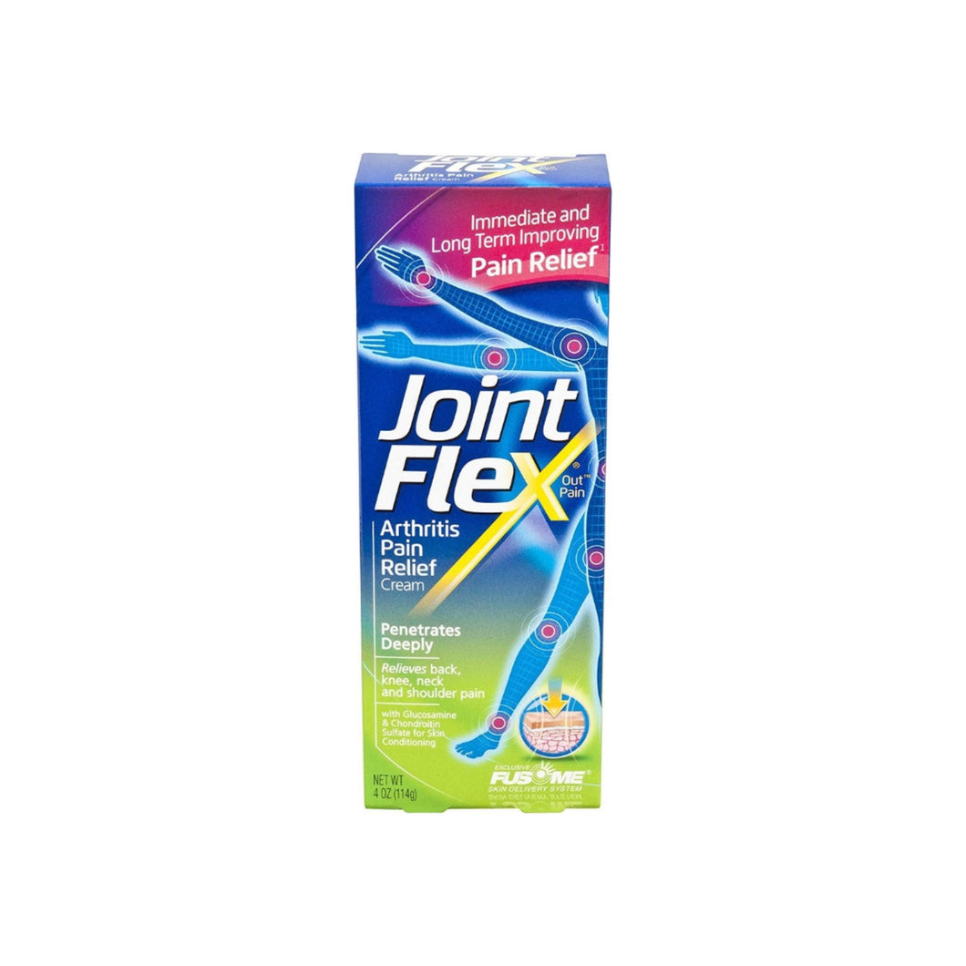 JointFlex Pain Relieving Cream 4 oz