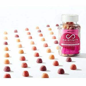 Hairfinity Candilocks Chewable Hair Vitamins 60 Gummies