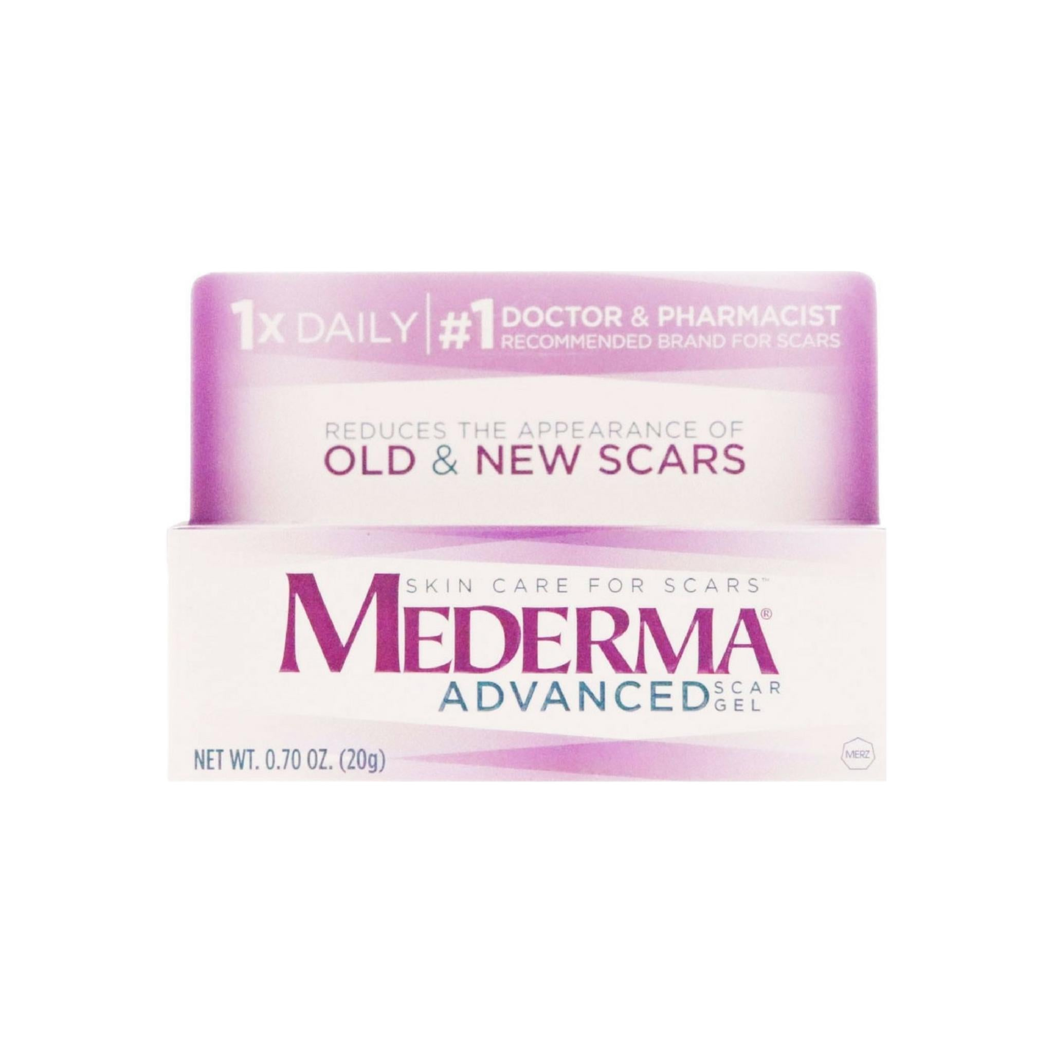 Mederma Advanced Skin Care Gel 20 G Pharmapacks
