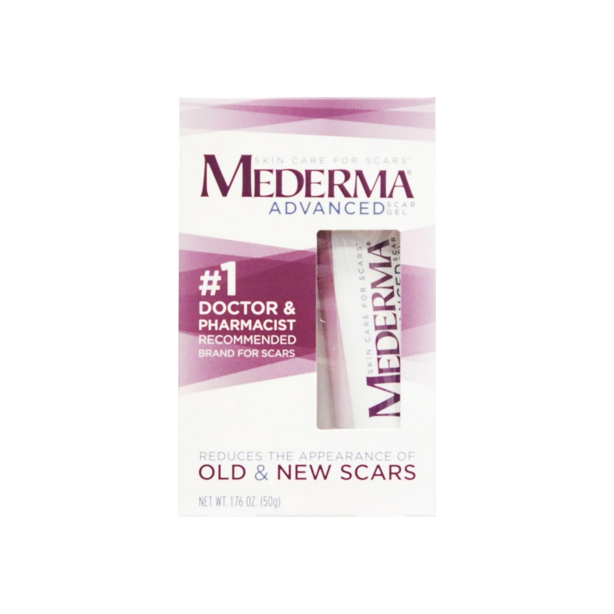 Mederma Advanced Scar Gel 50 G Pharmapacks