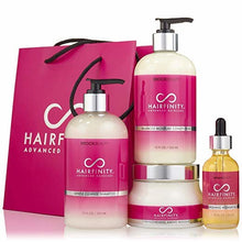 Load image into Gallery viewer, Hairfinity Gentle Cleanse Shampoo 12 oz