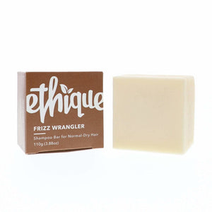 Ethique Eco-Friendly Solid Shampoo Bar, Frizz Wrangler 3.88 oz