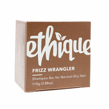 Load image into Gallery viewer, Ethique Eco-Friendly Solid Shampoo Bar, Frizz Wrangler 3.88 oz