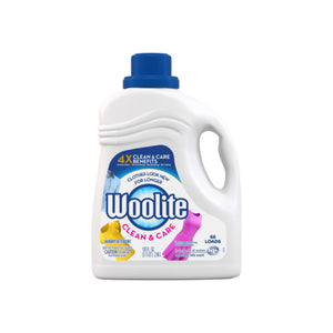 Woolite Gentle Cycle Liquid Laundry Detergent, Sparkling Falls Scent, 100 oz/ 50 loads