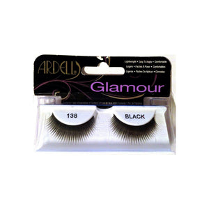 Ardell Fashion Lashes, Black [138] 1 ea
