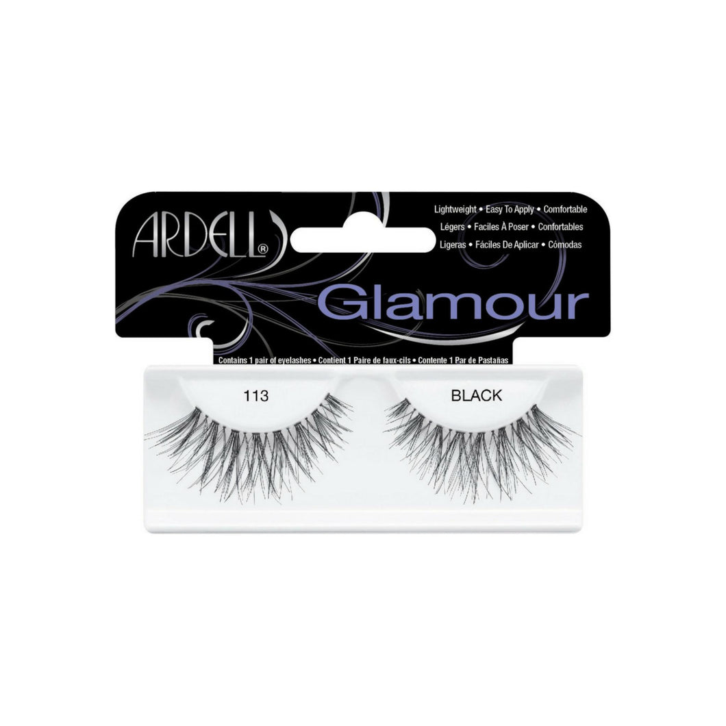 Ardell Fashion Lashes, Black [113] 1 ea