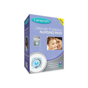 Lansinoh Ultimate Protection Nursing Pads 50 ea