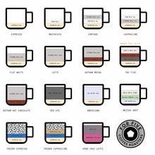 Load image into Gallery viewer, For Five Coffee Roasters Ethiopian Yirgacheffe Light Roast (Origin: Konga, Ethiopia), Whole Bean 12 oz