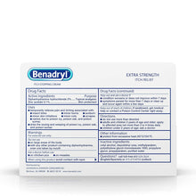 Load image into Gallery viewer, Benadryl Itch Stopping Cream Extra Strength 1 oz