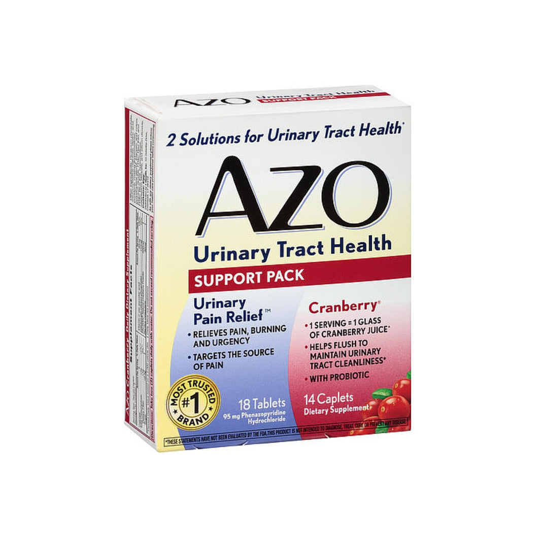 AZO Urinary Tract Health Support Pack 32 ea