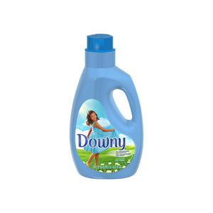 Downy Non-Concentrated Fabric Softener, Clean Breeze 64 oz
