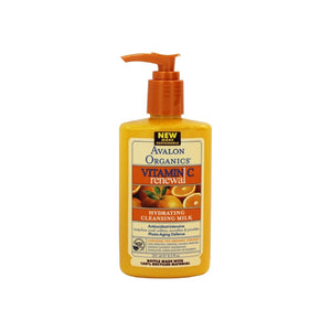 Avalon Organics Intense Defense Hydrating Cleansing Milk 8.5 oz