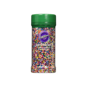 Wilton Sprinkles, Rainbow 7.5 oz