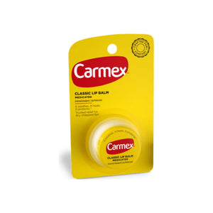 Carmex Classic Lip Balm Medicated, 0.25 oz