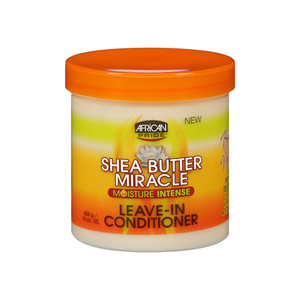 African Pride Shea Butter Miracle Moisture Intense Leave-In Conditioner 15 oz