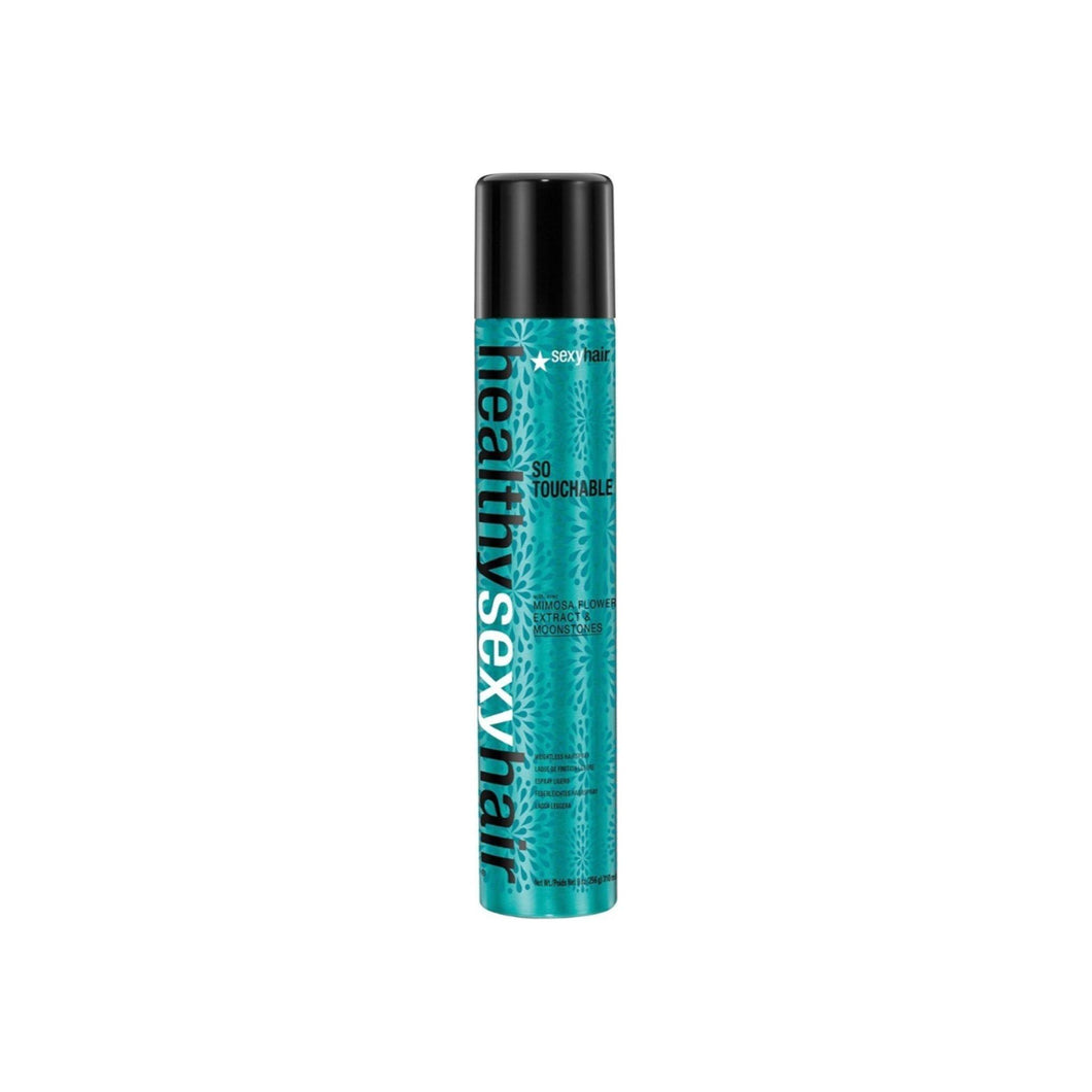Sexy Hair Concepts Healthy Hair So Touchable Weightless Hairspray, 9.oz