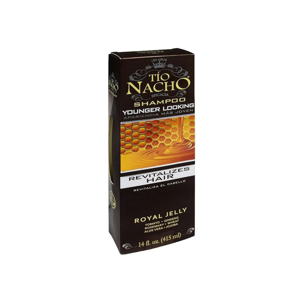 TIO NACHO Younger Looking Royal Jelly Shampoo 14 oz