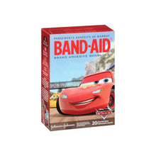 Load image into Gallery viewer, BAND-AID Bandages Disney Cars Assorted Sizes 20 Each [381371046461]
