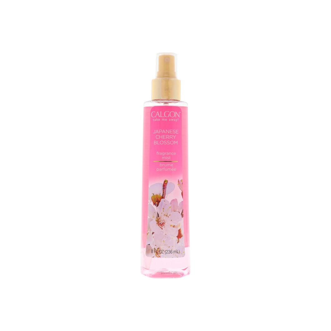 Calgon Fragrance Body Mist, Spring Cherry Blossom 8 oz